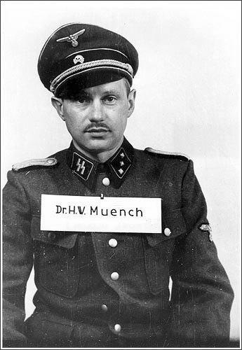 Невиновный из Освенцима, Кра…