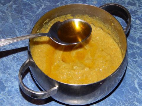 Диета № 5 - Суп-пюре из овощей