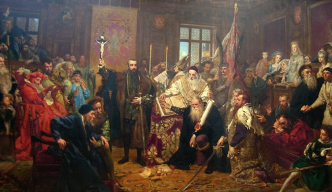 Люблинская уния: Союз короны и креста