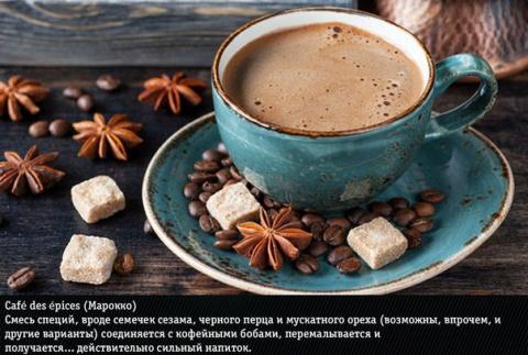 Как варят кофе в разных странах мира