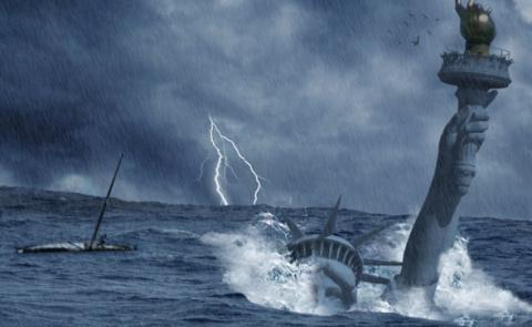 NASA объявило новую дату всемирного потопа
