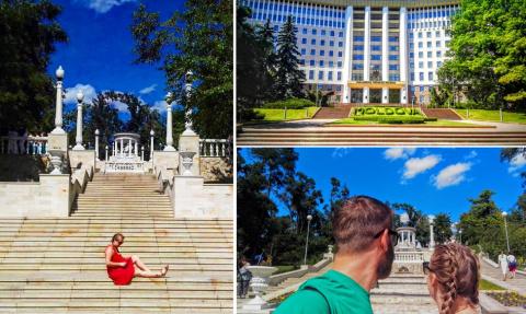Уик-энд в Молдове? Этого нед…