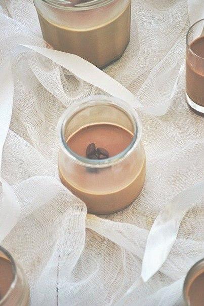 Кофейная панакота