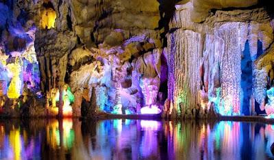 10 фотографий пещеры Тростни…