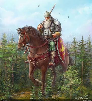 Русские богатыри: в память о…