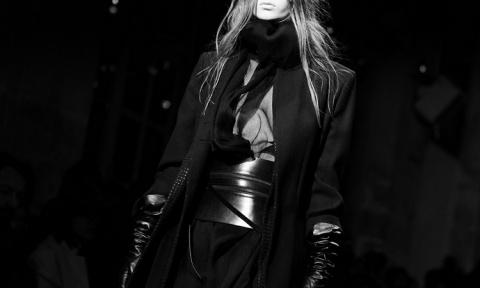 Краткая история черного цвета в моде