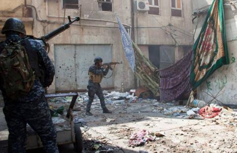 С февраля в Мосуле уничтожен…
