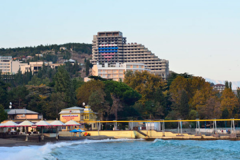 Крым наплевал на санкции Евросоюза