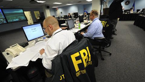 ФБР делает «стойку»: русский…