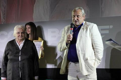 Легендарным спортсменам России вручили Национальную Премию «Звездный Олимп Сочи - Москва 2014»