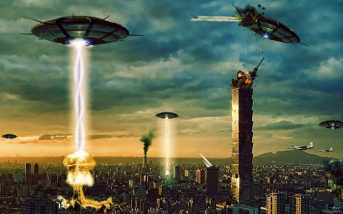 Что нас ждет, когда пришельц…