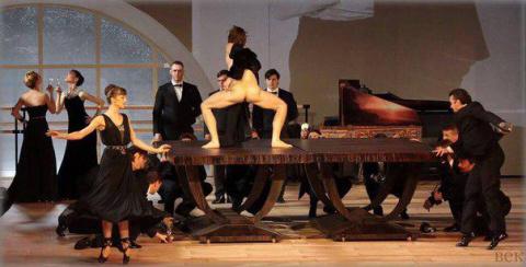 """Борис Григорьев. Гей-балет """"Нуреев"""" – можно, пародию на него – нельзя! Это ли не бред?"""