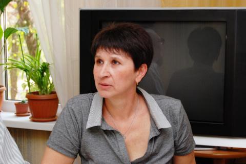 Галина гущина