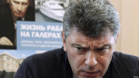 Немцов  это этакий трансвест…