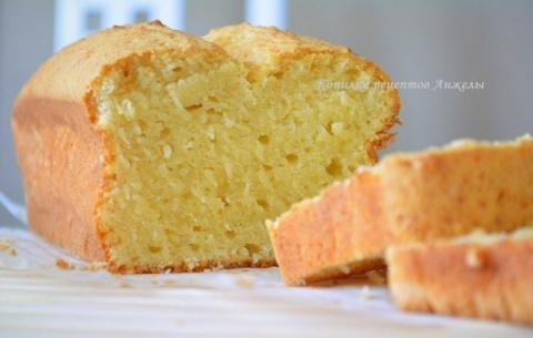 Творожный кекс (быстро, прос…