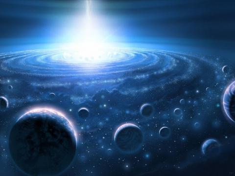 Как рождаются Вселенные