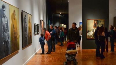 Акции «Ночь в музее» и «День…