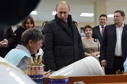 Отмеченный Путиным «Вологодский текстиль» обанкротился