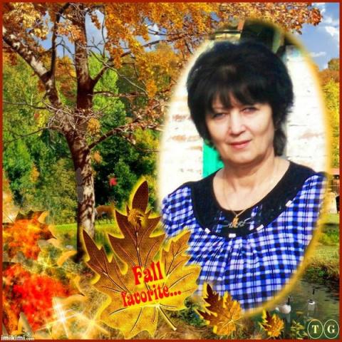 Валентина Ефименко