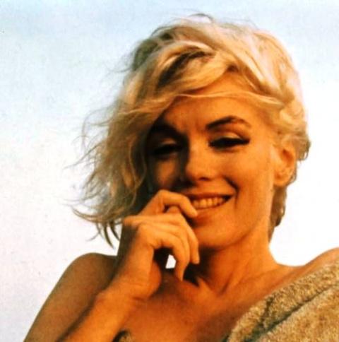 Улыбка Мэрилин: последняя прижизненная фотосессия Мэрилин Монро