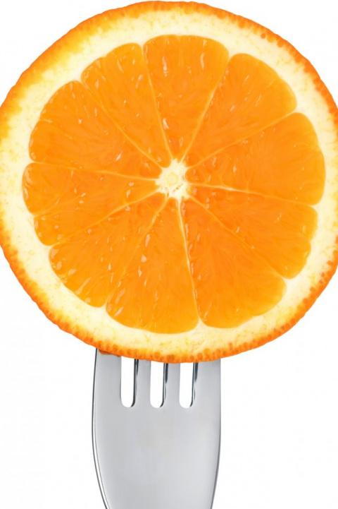 Простой способ чистить апель…