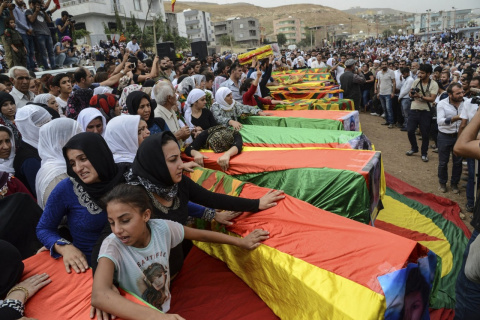 Почему замалчивается геноцид курдов в Турции?