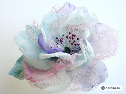 Фантазийная роза. Мастер-класс