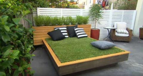 Мастер-класс: Украсьте свой сад оригинальной кроватью-клумбой