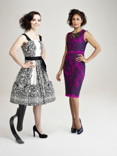 Рекламировать одежду в Британии доверили людям немодельной внешности