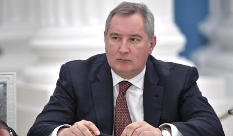 Рогозин поставил на место на…