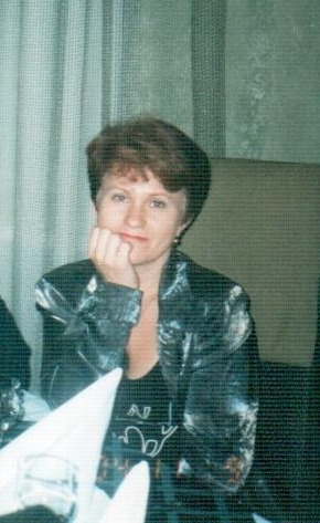 Марина Вешкурцева