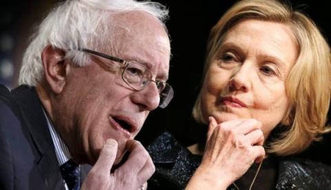 NBC Online Poll says Clinton…