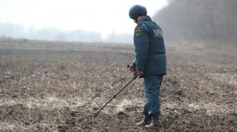 Донбасс: саперы обезвредили …