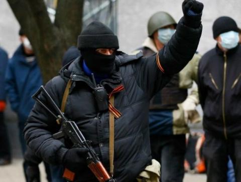 В ЛНР ополченцы и силовики объединились ради светлой цели