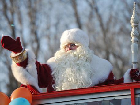 Импортозамещение по-украински: Деда Мороза сменит Святый Мыколай