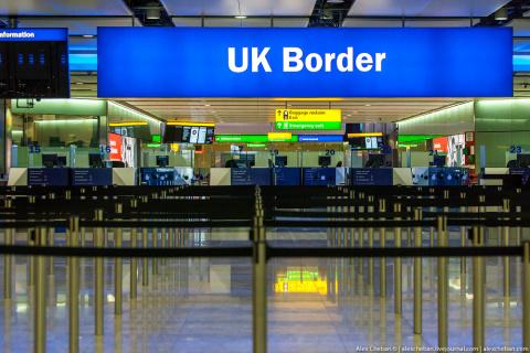 Попасть в Лондон без визы ст…