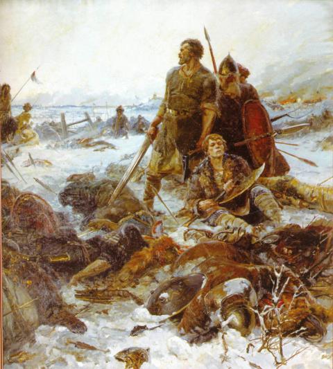 Монгольское нашествие на Рус…
