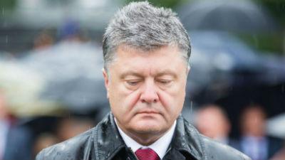 Порошенко приказал оценить убытки от потери Крыма