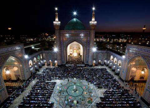 Священный город Мешхед