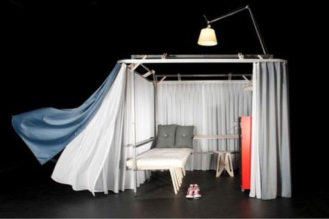 Hotello - самая маленькая комната временного пребывания
