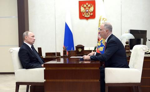 Встреча с главой РФПИ Кириллом Дмитриевым