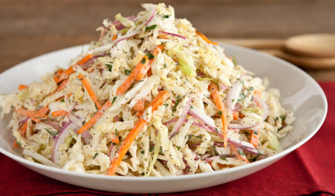 Заправка для салата из капусты.
