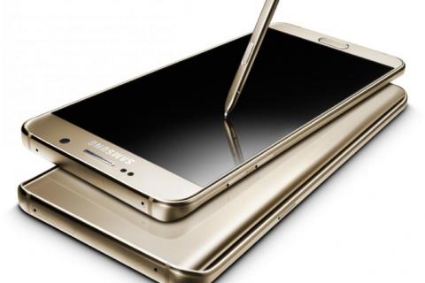 Samsung Note 5: смартфон с «оперением»