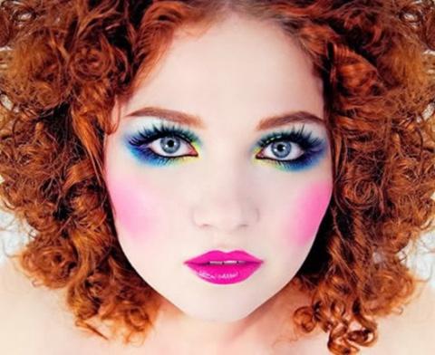 5 ошибок макияжа или как правильно краситься