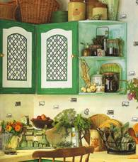 Декор Кухни в Технике Декупаж