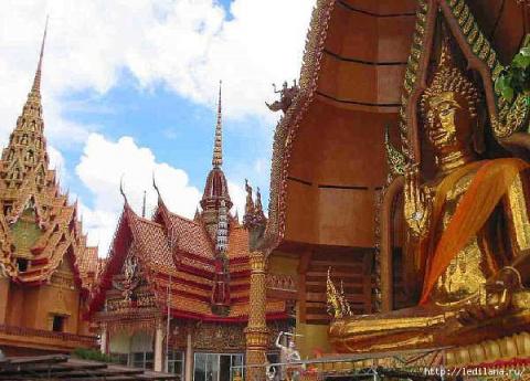 Особенности туризма в Таиланде