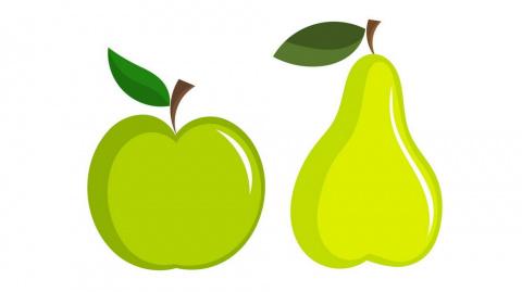 Apple запретила использовать в качестве логотипа грушу