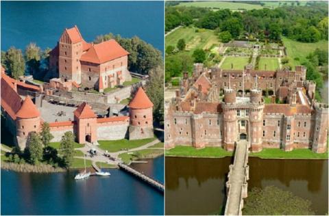 Замок на воде: 12 величестве…