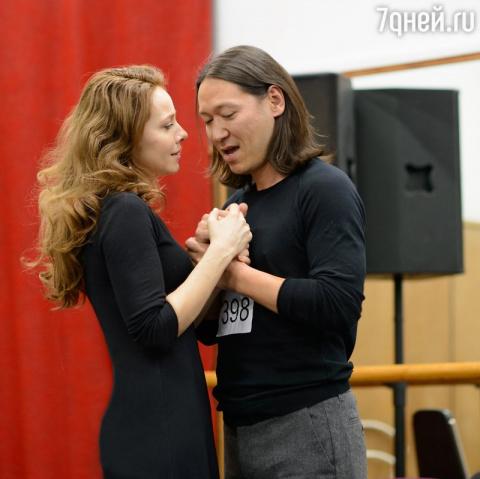 Екатерина Гусева вживается в…