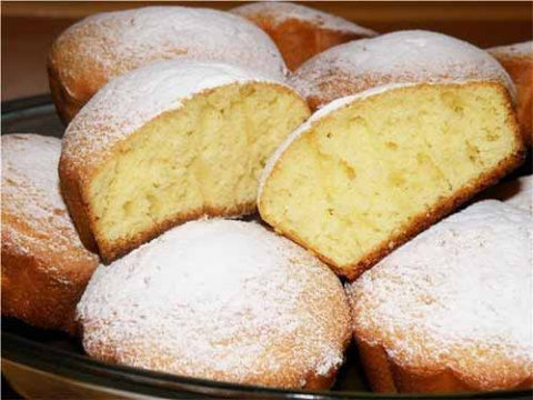 простые кексы